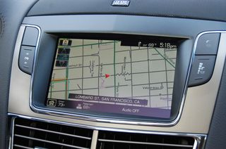 Lincoln MKT GPS