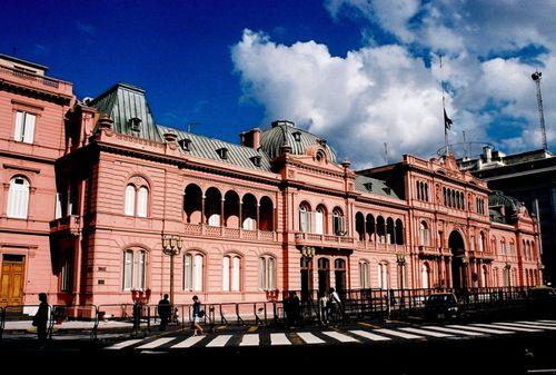 Buenos Aires Casa Rosada 2
