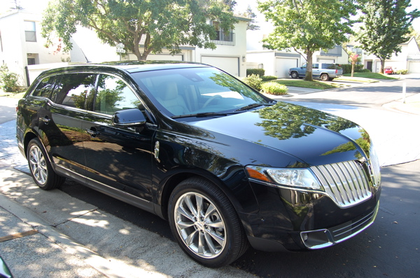 Lincoln Mkt Test Drive Review The Silent I