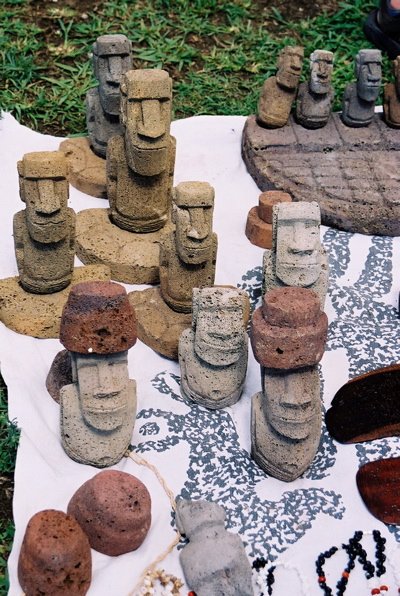 Easter Island Mini Moai