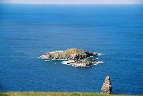 Easter Island Bird Island