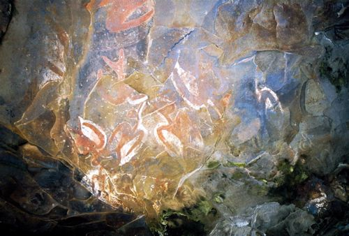 Easter Island Cave Painting