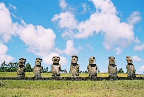 Easter Island 7 Explorers