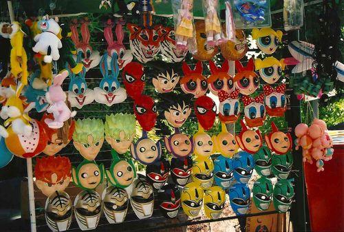 Santiago-masks