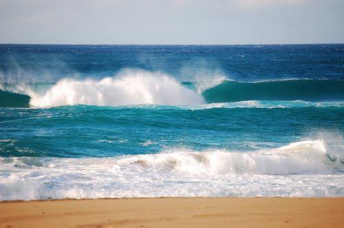 Polihale Beach Waves
