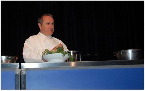 Chef Gerald Hirigoyen