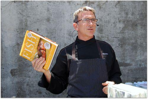 Chef Rick Moonen