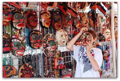Anchorage Masks