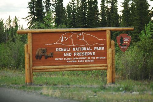 Denali Sign