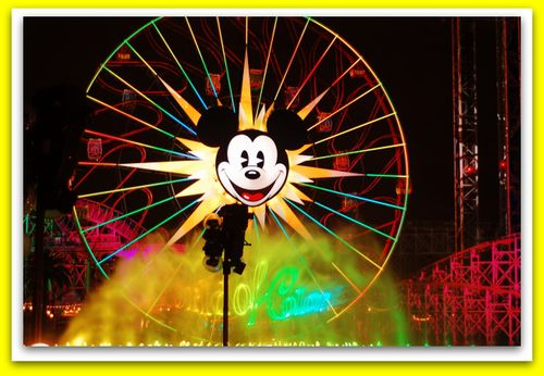 World of Color Funwheel