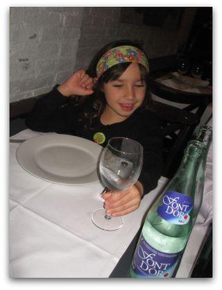 Spain kids wine