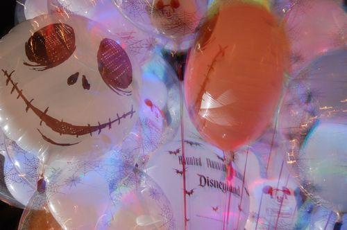 Halloween Disney Jack Balloons