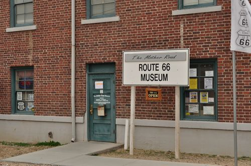 Barstow Route 66 Museum