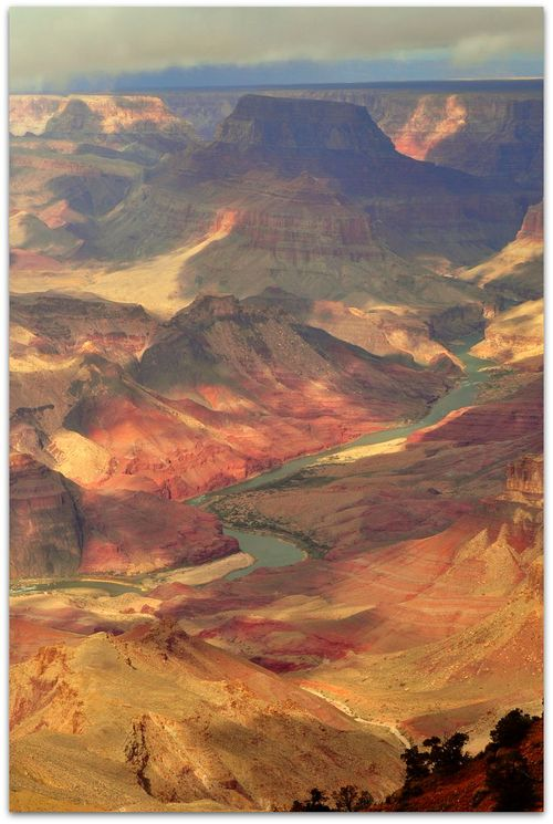 Grand Canyon Vertical 1