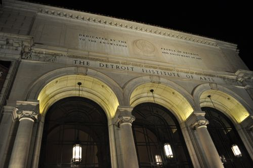 Detroit Institute Arts Night