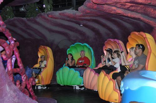 Little Mermaid Riders