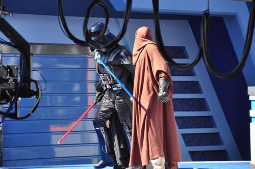 Star Tours Darth Vader