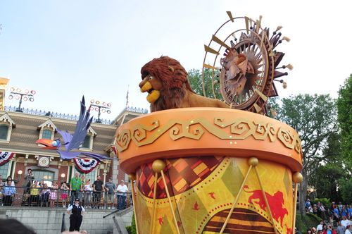 Soundsational Lion King