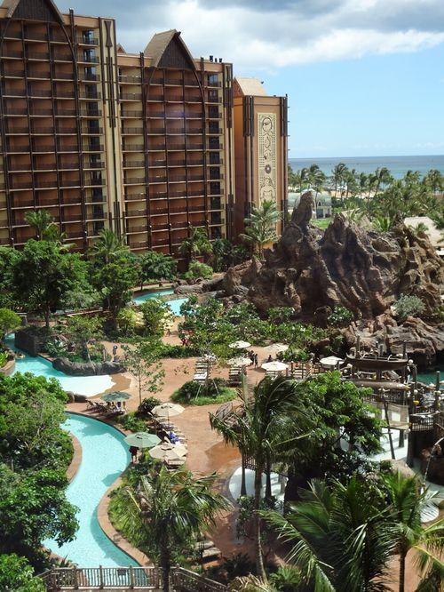 Disney Aulani Pool Hotel