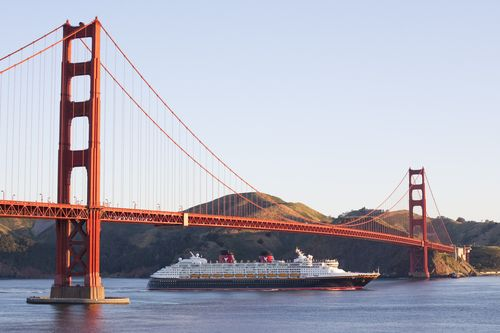 Disney Wonder Golden Gate