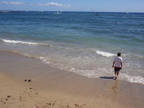 Sony Beach