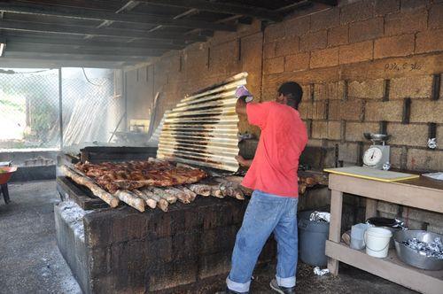 Jerk Pork Oven