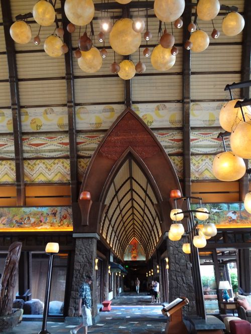 Disney Aulani Hall