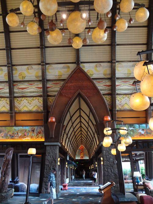 Disney Aulani Hall