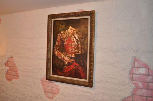 Bullfighter Espana Room