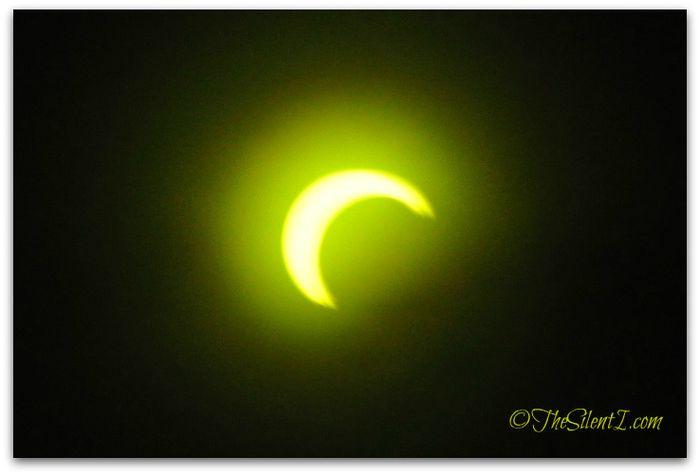 Annular Eclipse Partial