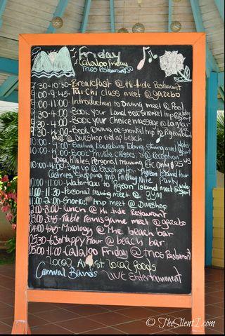 St Lucia Bay Gardens Activities