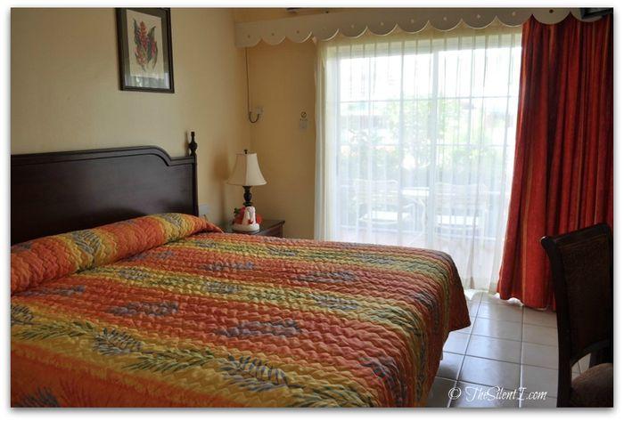 Bay Gardens Hotel Room