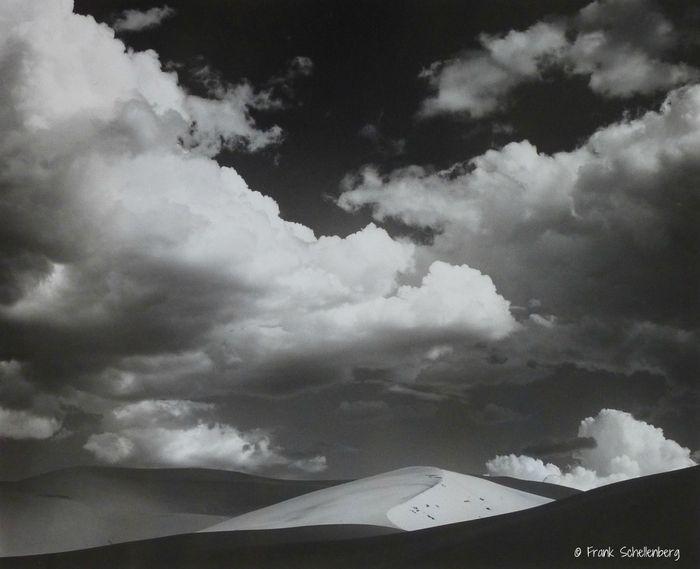 Eureka Dunes Frank Schellenberg