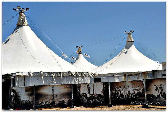 Cavalia Circus Tent San Jose x