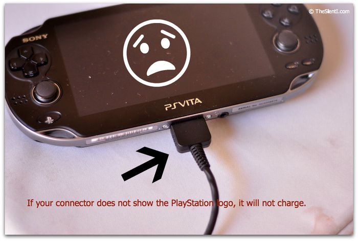 PS Vita Wrong Connection Down