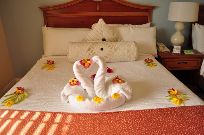Bay Gardens Resort St Lucia Bed