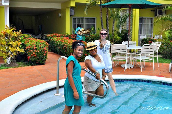 St Lucia Bay Gardens Hotel Jordanne Donna Julia