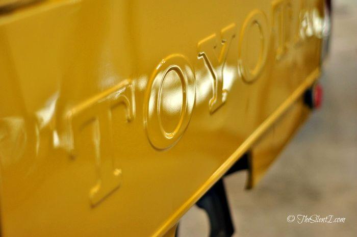 Toyota Museum Tailgate
