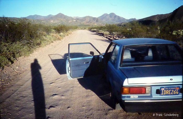 Owens Valley toyota Corolla 1981
