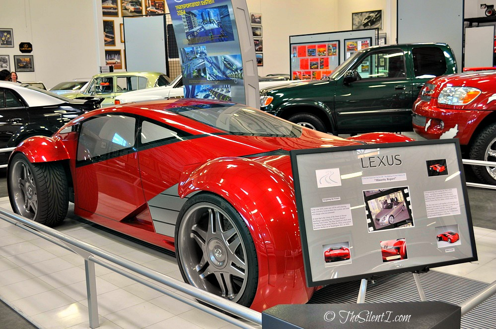Toyota USA Museum: Past, Present & Future of Cars (The Silent \