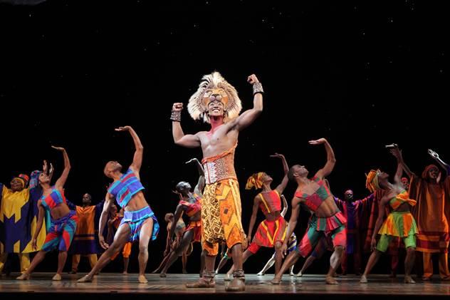 Jelani Remy Lion King