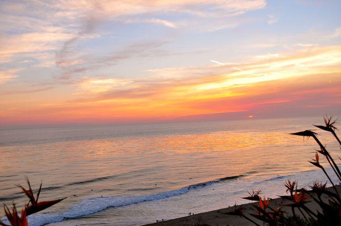 Ritz Sunset